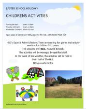 Childrens Activities