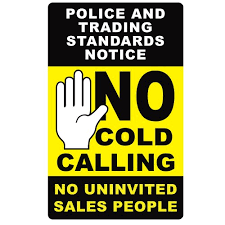 No Cold Calling Zones