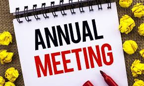 Full Council  Annual Meeting