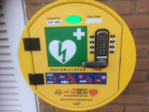 Community Defibrillator Awareness Session