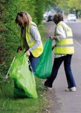 Community Litter Pick  Sat 21st Mar CANCELLED