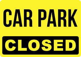 Advance Warning - Little Paxton Village Hall Car Park Closed