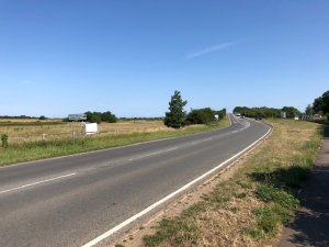 Improving Cycle Paths in Little Paxton
